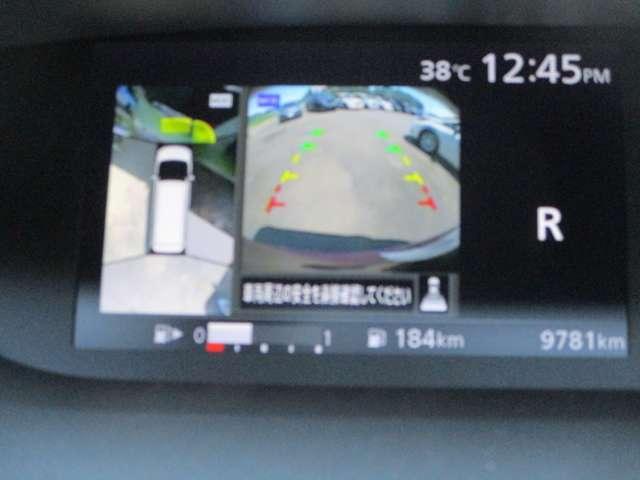 2.0 ハイウェイスター VセレクションII 後席フリップダウンモニター クルーズコントロール ドラレコ LED メモリーナビ ETC キーレス ワンオーナー ナビTV アルミホイール スマートキー 被害軽減ブレーキ 電動スライドドア両側 i-stop ABS(7枚目)