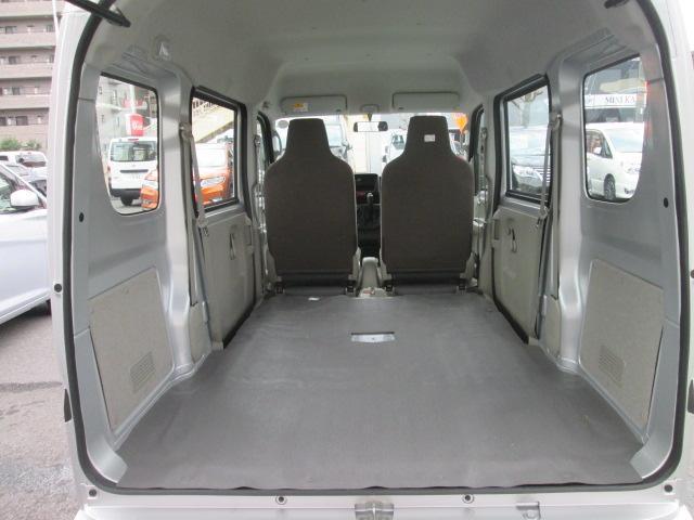 日産 NV100クリッパーバン DX HR 5AGS 2nd発進 AM FM