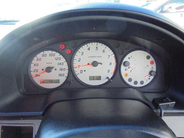 日産 シルビア スペックS 5速マニュアル キセノンライト