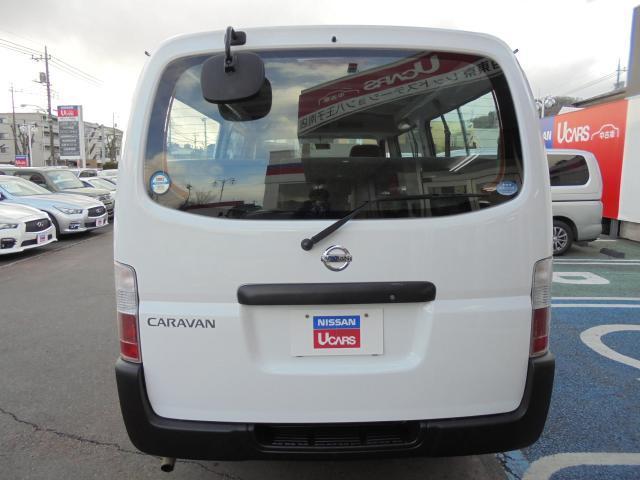 日産 キャラバンコーチ DX 10人乗り ワンオーナー車