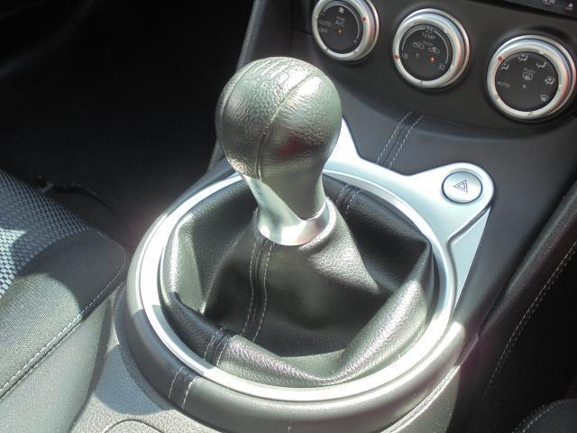 力強いMTシフトです!車を意のままに操る感覚がいいですよね♪