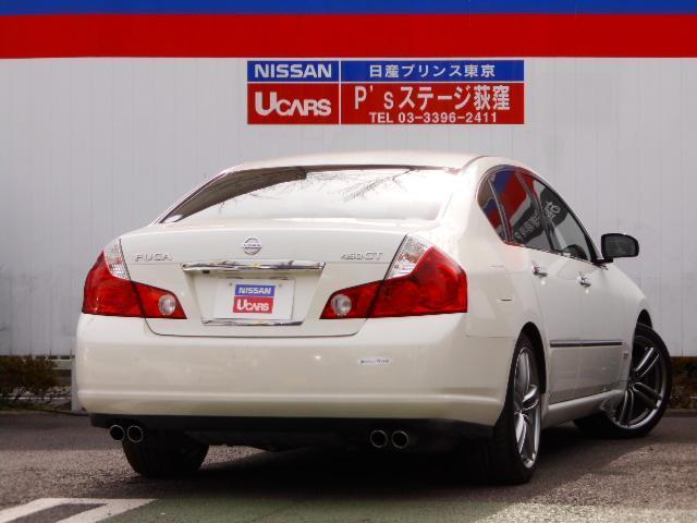 450GT スポーツパッケージ 本革 ナビ バックサイドM(2枚目)