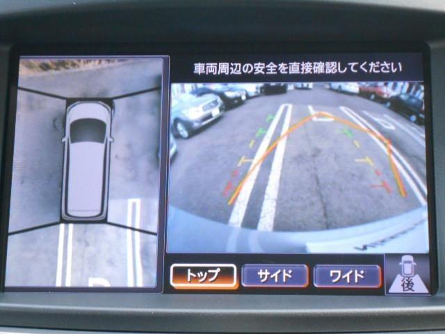 350ハイウェイスター 4WD ナビTV 後席モニター(6枚目)
