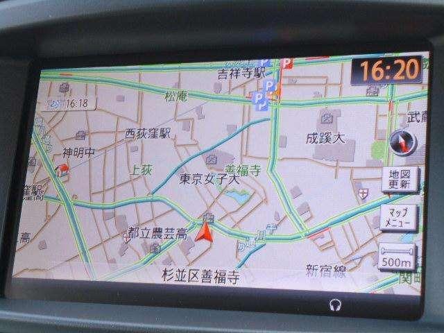 350ハイウェイスター 4WD ナビTV 後席モニター(10枚目)