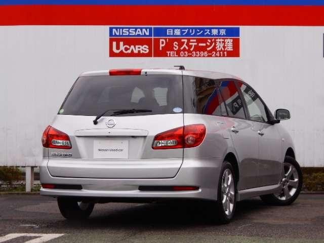 「日産」「ウイングロード」「ステーションワゴン」「東京都」の中古車2