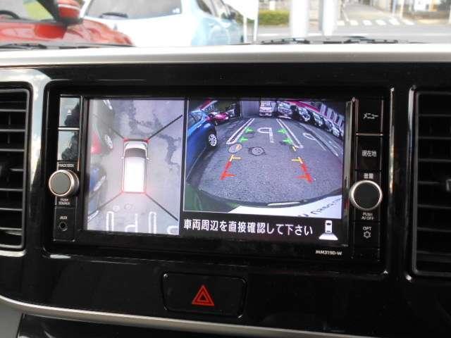 660 X ナビTV アラウンド オートスライド(3枚目)