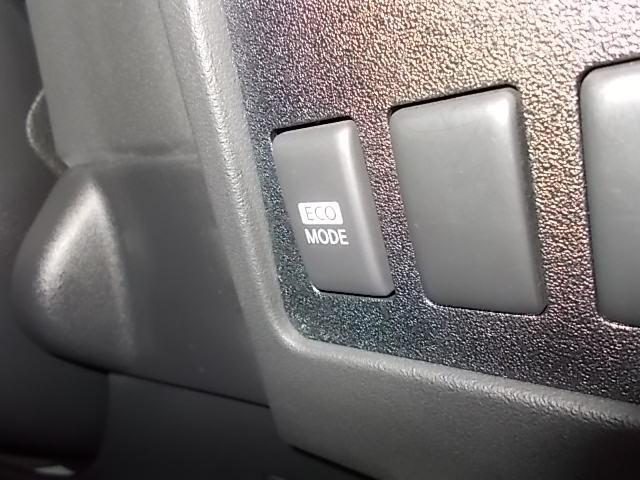 エコモード:エンジンとCVTの強調制御により、発信・加速時のふんわりアクセルなどのエコな走りを支援します。