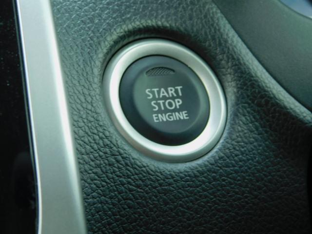 プッシュエンジンスターター キーを取り出すことなくスイッチをワンプッシュするだけでエンジンが始動できます。