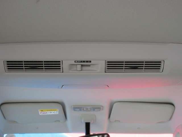 冷暖房効果を高めるサーキュレーターが装備されています。