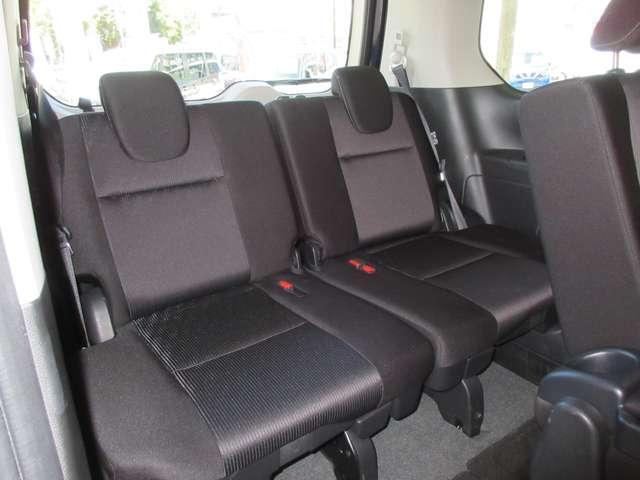 サードシートです。