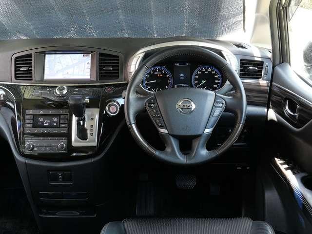 クルーズコントロール 高速道路や巡航運転時にアクセルワークをステアリングスイッチでコントロールできます〜 ドライバーの負担も軽減〜