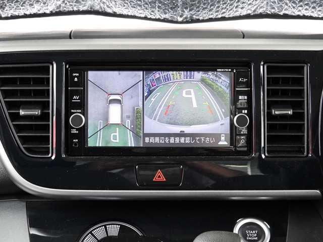 X Vセレクション ワンオーナー 純正メモリーナビ フルセグ アラウンドビューモニター 両側オートスライドドア アイドリングストップ エマブレ 踏み間違い防止 横滑り防止 DVDビデオ再生(3枚目)