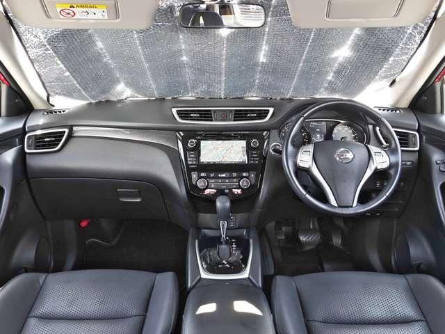 20Xt エマージェンシーブレーキパッケージ 4WD NissanConnectナビ フルセグ アラウンドビューモニター オートバックドア ルーフレール クルーズコントロール LED 踏み間違い防止(4枚目)