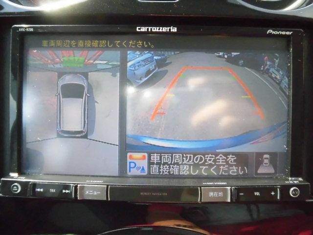 日産 ノート X 自動ブレーキ アランドビューモニター