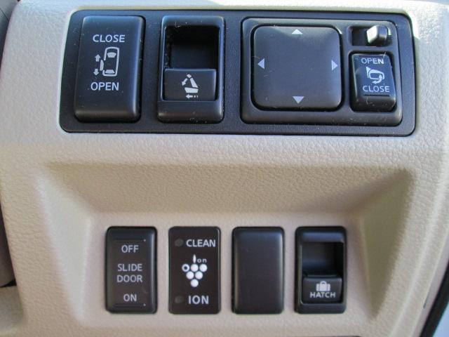 日産 プレサージュ V メーカー装着DVDナビ バックC 左オートスライドD