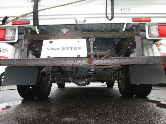 トラック GL 2人乗り 幌付 リヤWタイヤ 850キロ積(11枚目)