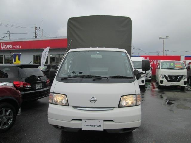 トラック GL 2人乗り 幌付 リヤWタイヤ 850キロ積(13枚目)