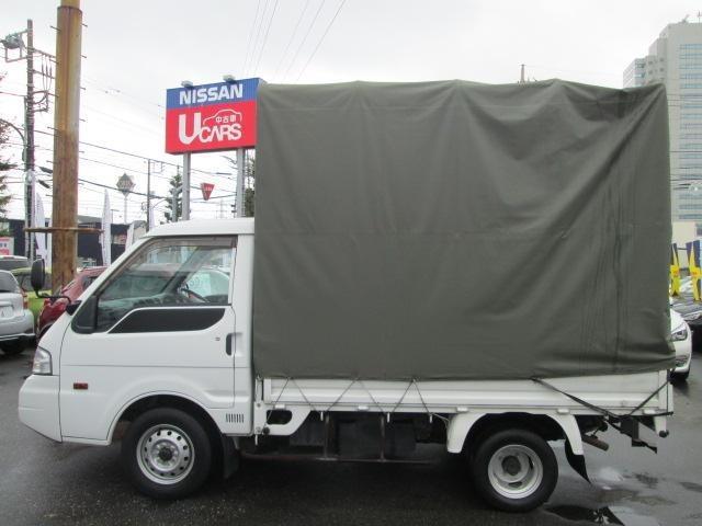 トラック GL 2人乗り 幌付 リヤWタイヤ 850キロ積(14枚目)