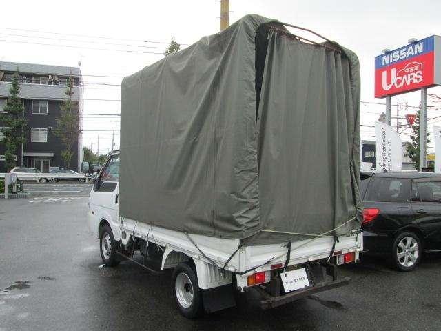 トラック GL 2人乗り 幌付 リヤWタイヤ 850キロ積(15枚目)