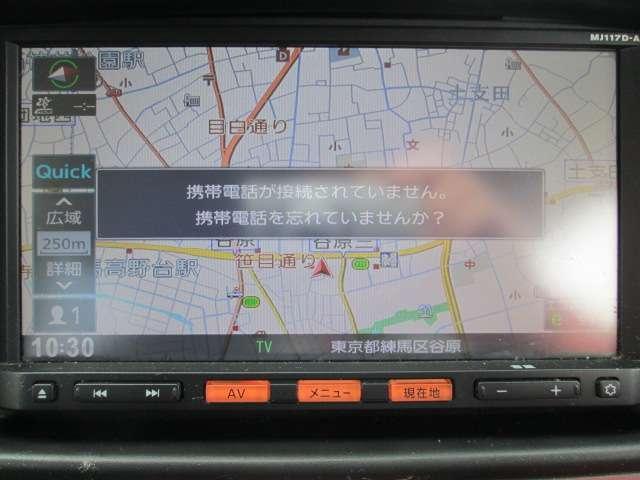 660 DX ハイルーフ 5AGS車 純正メモリーナビ ナビ 記録簿 メモリーナビ パワーステアリング エアバッグ エアコン ABS CD ワンオーナー車 運転席助手席エアバック(5枚目)