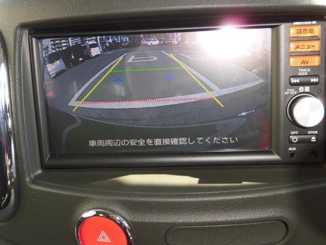 日産 キューブ 15X キセノン アイドリングストップ バックカメラ ETC