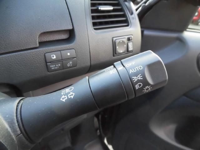 ライダーブラックライン 4WD ガラスルーフ 社外HDDナビ(10枚目)
