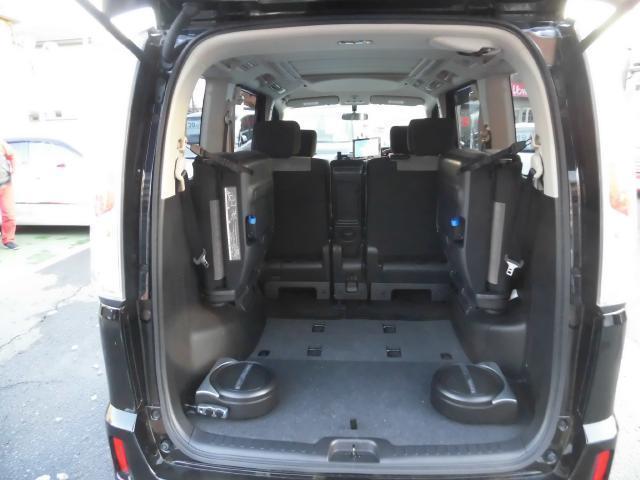 ライダーブラックライン 4WD ガラスルーフ 社外HDDナビ(16枚目)