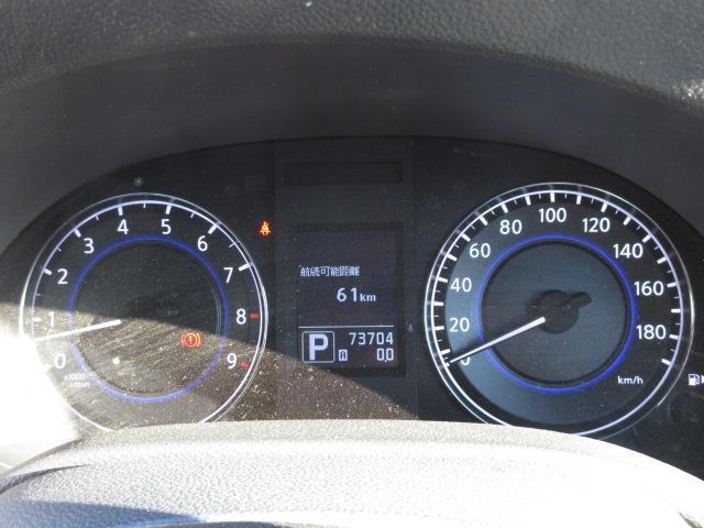 日産 スカイライン 370GT 7速AT HDDナビ
