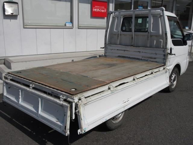 日産 バネットトラック スーパーローGL