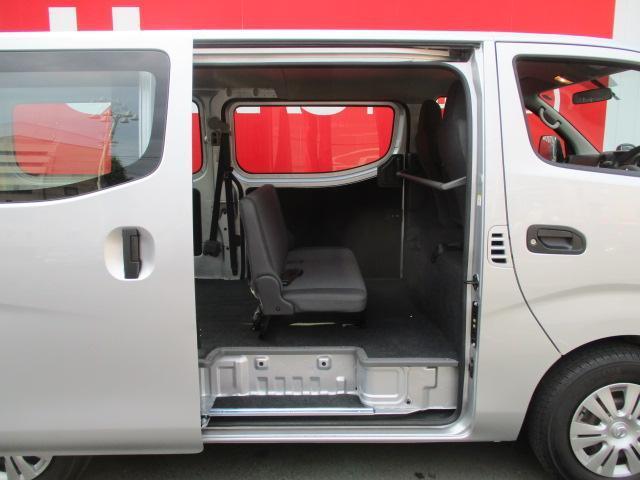日産 NV350キャラバンバン ロングDX