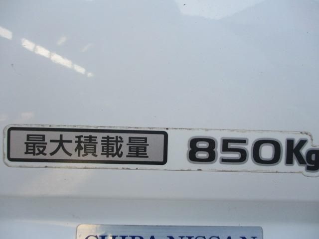 DX 2000ディーゼルターボ 平床ダブルタイヤ 3人乗り(14枚目)