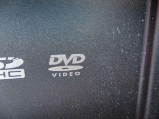 DVD再生できます!