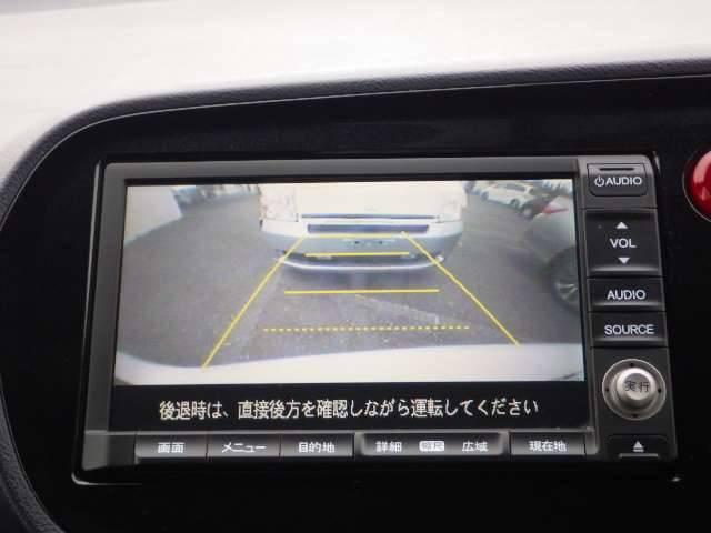 ホンダ インサイト L 純正HDDナビ リアカメラ HID