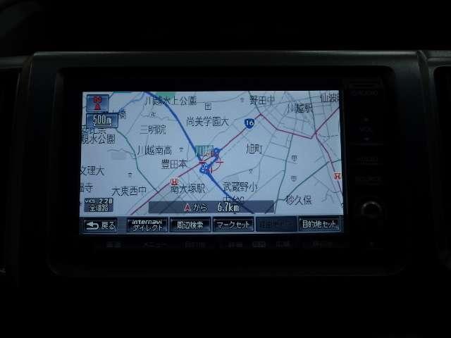 Z HDDナビエディション 禁煙 Rモニター フルセグ(5枚目)