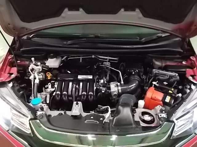 L ホンダセンシング Mナビ フルセグ リアカメラ LEDヘッド サイドSRS メモリナビ ワンオーナ 衝突被害軽減装置 Bモニ 地デジ DVD再生 オートクルーズ CD ナビTV ETC キーレス アイドリングストップ(19枚目)