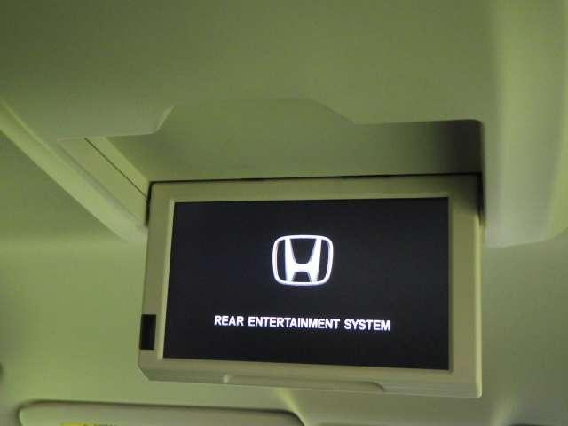 アブソルート ナビ  リア席モニター 後席用モニター AW 両側自動ドア LEDライト 記録簿 フルセグ ETC クルーズコントロール スマートキー CD 横滑り防止装置 アイドリングストップ キーレス メモリナビ(3枚目)