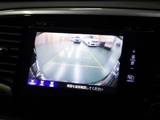 アブソルート ナビ  リア席モニター 後席用モニター AW 両側自動ドア LEDライト 記録簿 フルセグ ETC クルーズコントロール スマートキー CD 横滑り防止装置 アイドリングストップ キーレス メモリナビ(4枚目)