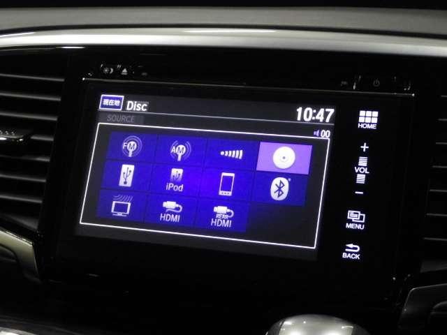 アブソルート ナビ  リア席モニター 後席用モニター AW 両側自動ドア LEDライト 記録簿 フルセグ ETC クルーズコントロール スマートキー CD 横滑り防止装置 アイドリングストップ キーレス メモリナビ(5枚目)