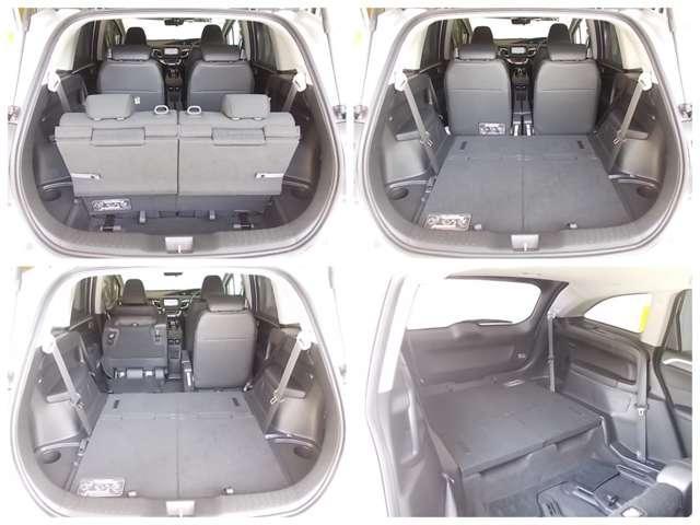 ハイブリッドX Mナビ ワンセグ  リアカメラ AW TVナビ 禁煙 レーダークルコン DVD再生 LEDヘッドライト Rカメ ETC アイドリングストップ 3列シート キーフリ シティブレーキ スマートキ- VSC(10枚目)