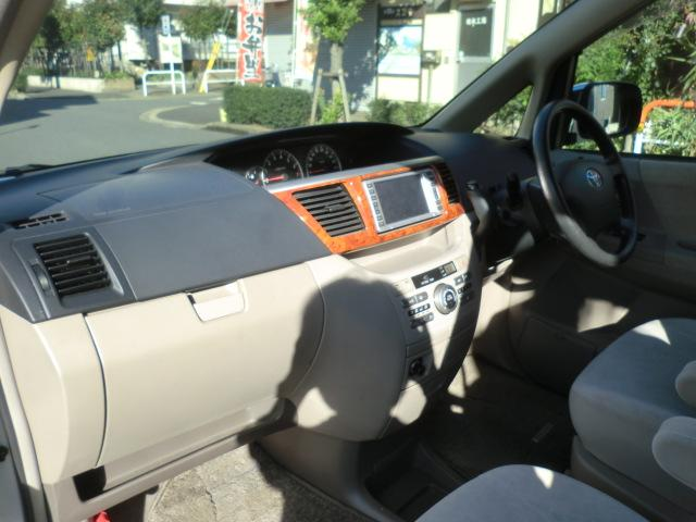 トヨタ ノア X 両側パワスラ 回転シート 純正ナビ Bカメラ
