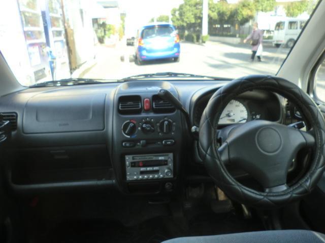 スズキ ワゴンR FM-Gリミテッド キーレス 電動格納式ドアミラー