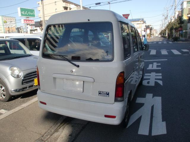 ダイハツ ハイゼットカーゴ DX 集中ドアロック