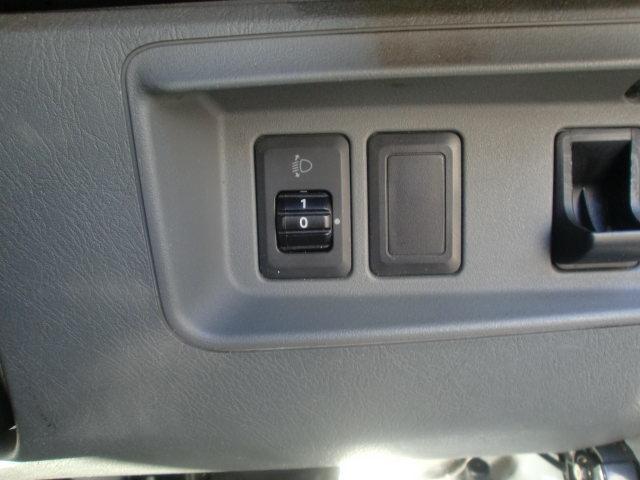 三菱 ミニキャブバン CD ETC ライトレベライザー 集中ドアロック