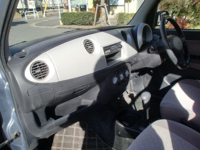 ダイハツ ミラジーノ L 電動格納式ドアミラー 社外アルミ