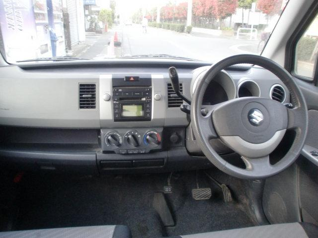 スズキ ワゴンR FX-Sリミテッド キーレス 電動格納式ドアミラー