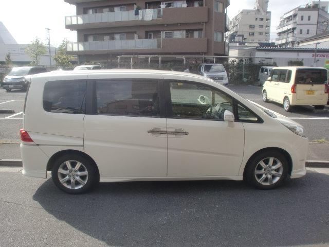 「ホンダ」「ステップワゴン」「ミニバン・ワンボックス」「東京都」の中古車4