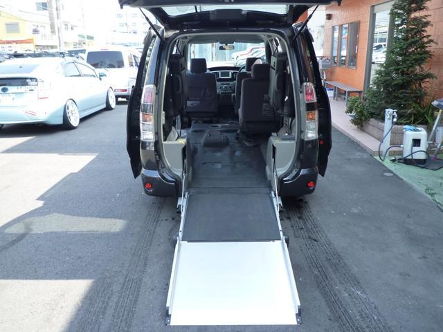 トヨタ ヴォクシー X 電動スローパー 7人乗り 車いすスローパー