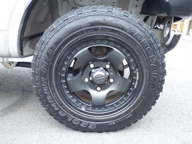 XG インタークーラーターボ・オートマ車・エアコン・パワステ・パワーウインドウ・エアバッグ・オーディオレス車・社外足回り・社外バンパー・フロントガード・社外16インチAW(19枚目)