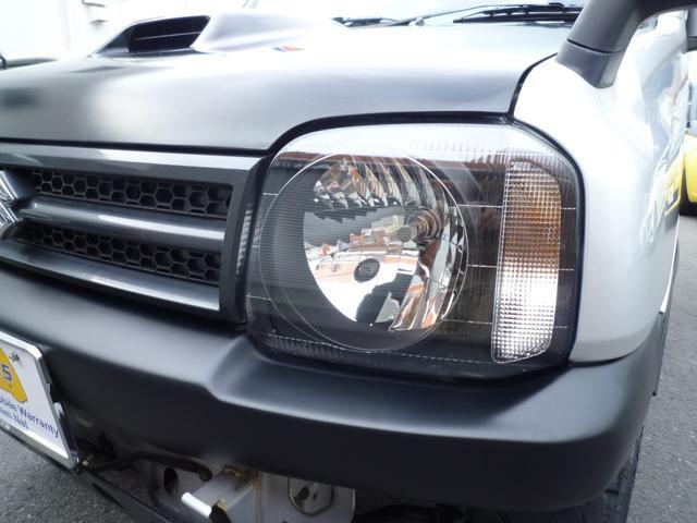 XG インタークーラーターボ・オートマ車・エアコン・パワステ・パワーウインドウ・エアバッグ・オーディオレス車・社外足回り・社外バンパー・フロントガード・社外16インチAW(21枚目)