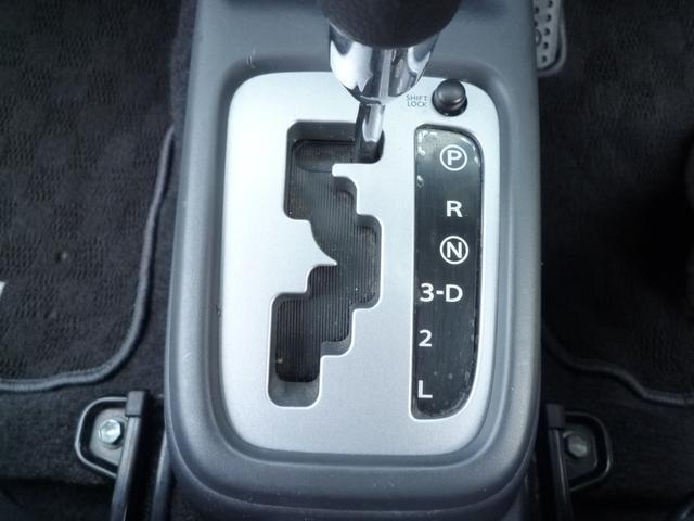 XG インタークーラーターボ・オートマ車・エアコン・パワステ・パワーウインドウ・エアバッグ・オーディオレス車・社外足回り・社外バンパー・フロントガード・社外16インチAW(48枚目)